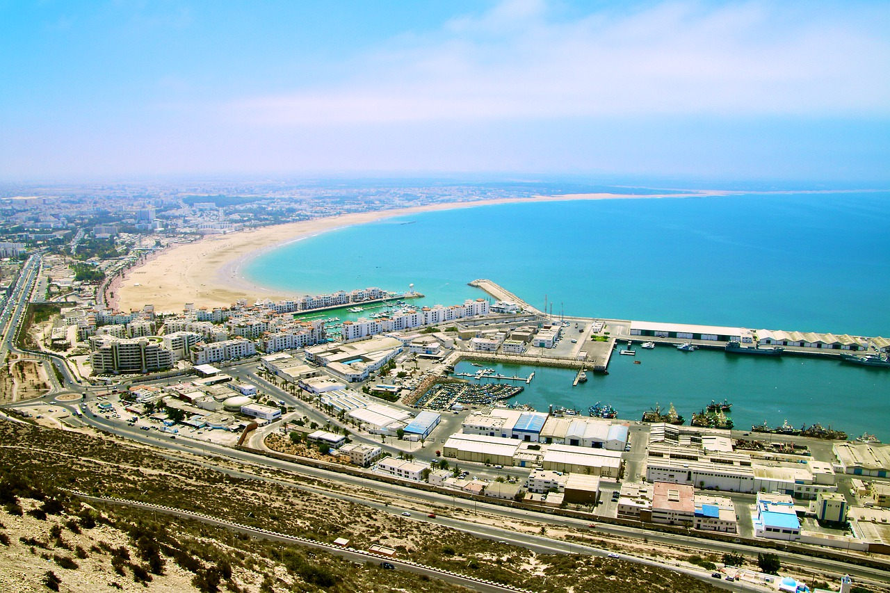 My First Visit To Agadir Morocco Gone Travelling